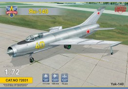 Yak-140 Prototype