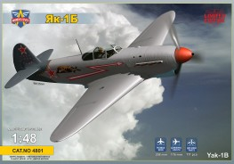 Yak-1B Soviet fighter