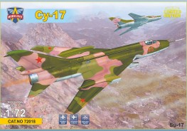 Sukhoi Su-17 Serial