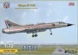 Mirage III V-02 Fastest VTOL ever