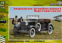 """Model A"" American car"