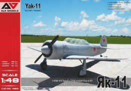 Yak-11 Military trainer
