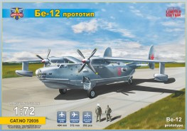"Beriev Be-12 ""Prototype"" flying boat"