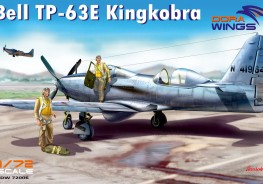Bell TP-63E Kingcobra (Two seater)