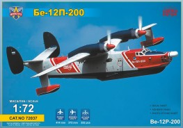 Be-12P-200 Experimental firefighting flying boat