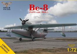 Be-8 passenger amphibian aircraft