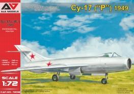 """Su-17 """"Samolet R"""" (1949 release)"""