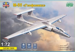 "M-55 ""Geophysica"" research aircraft"