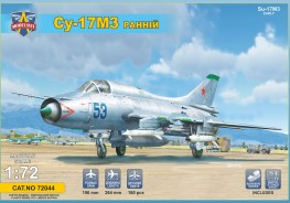 "Sukhoi Su-17M3 ""Early vers."" advanced fighter"