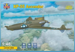 Scale model  XP-55 Ascender (re-release)