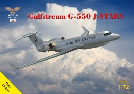 Scale model  Gulfstream G-550 J-STARS