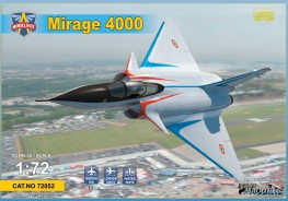 Scale model  Mirage 4000