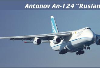 Antonov An-124 \